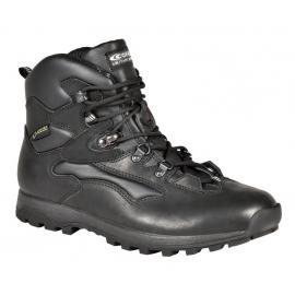 Work Shoes - FLATPOINT BLACK