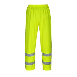 Trousers ultra reflective Yellow - S493