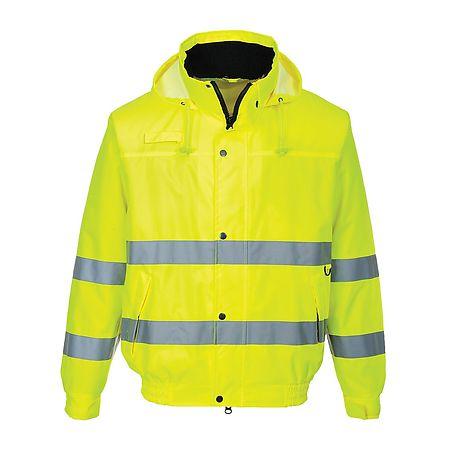 Bomber jacket HV Yellow - S161 - PORTWEST