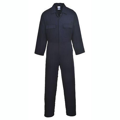Work cotton coverall Navy - S998 - PORTWEST