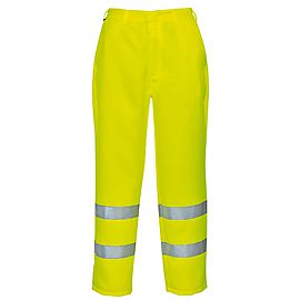 High Visibility Poly-cotton Trousers - E041