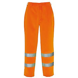 Hi-Vis Poly-cotton Trousers - E041