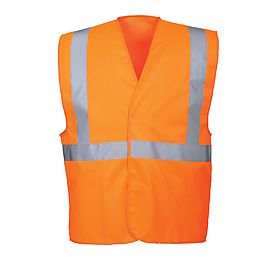 Band - Brace vest HV Orange - C472