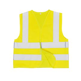 Junior vest HV Yellow - JN14