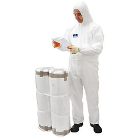 BizTex Microporous Coverall Type 5/6 - ST40