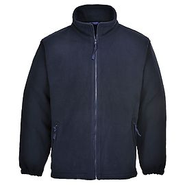 Aran Fleece Navy - F205