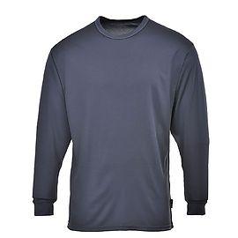 T-shirt ML thermique Gris - B133