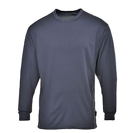 Thermal baselayer top Grey - B133