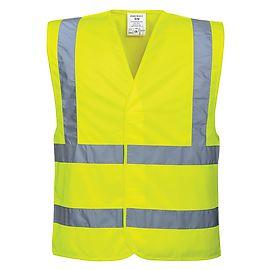 Band - brace vest HV (Geel) - C470