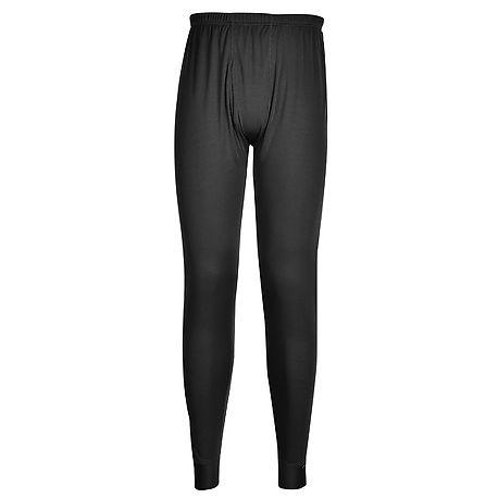 Thermal baselayer leggings Black - B131 - PORTWEST