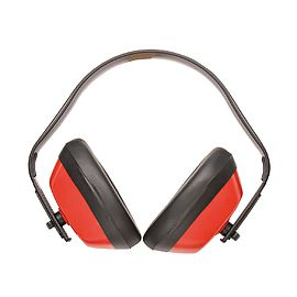 Classic ear protector Red - PW40