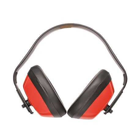 Classic ear protector Red - PW40 - PORTWEST