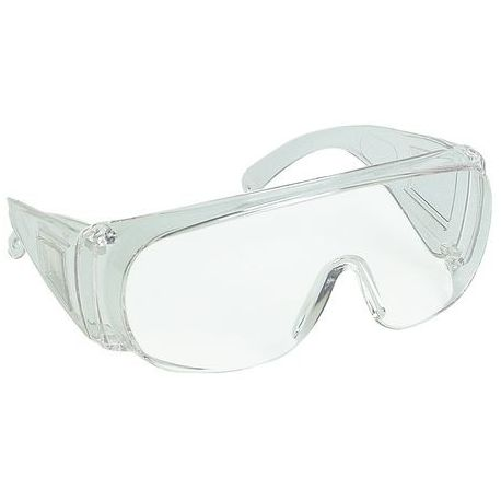 Fitover safety glasses clear Visilux - 60400 - LUX OPTICAL