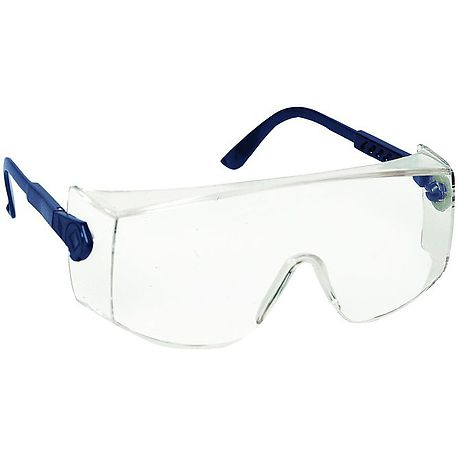 Fitover safety glasses clear Vrilux 60340 - LUX OPTICAL