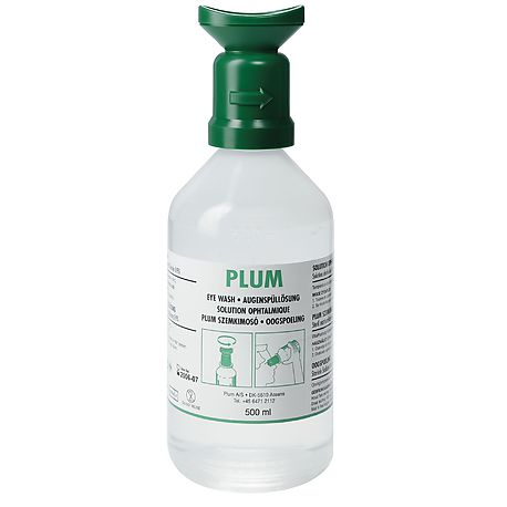 Eye-wassh PLUM 500ml 60115 - LUX OPTICAL