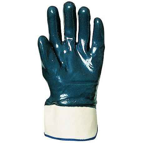 Double nitrile coated gloves - EUROTECHNIQUE