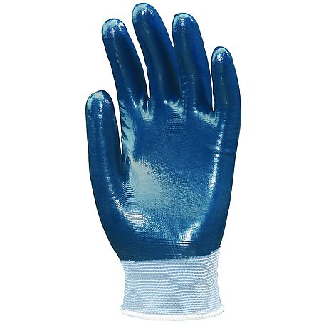 Nitrile coated nylon glove - EUROTECHNIQUE