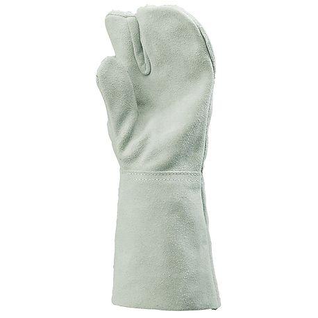 Welding glove 3 fingers - EUROTECHNIQUE