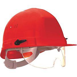 Casque avec lunette intégrée - 6512X