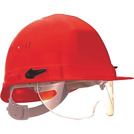 Helmet with integrated goggles - 6512X