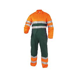 High Visibility Overall pol/cot 245g - LIMOGES