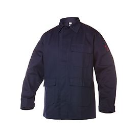 Flame retardant work jacket 100% coton 330g - KÖLN