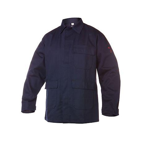 Flame retardant work jacket - KÖLN - BASIC LINE