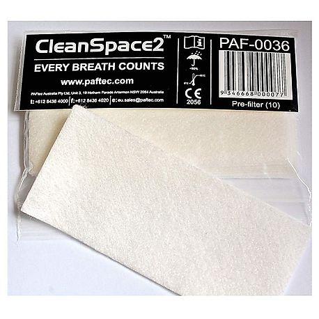 Pré-Filtre particule Std (10 pc) PAF-0036 - CLEANSPACE
