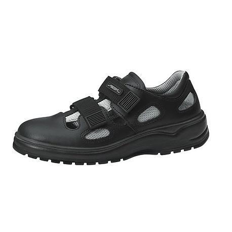 Clog Black S1 - 1036 - ABEBA