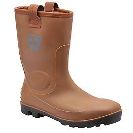 NEPTUNE RIGGER Boot Tan S5 - FW75
