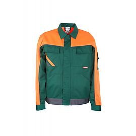Veste Visline Vert/Orange/Ardoise - 2412