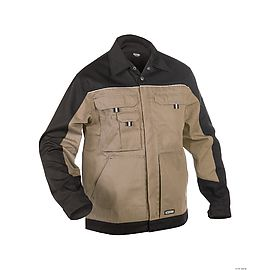 Two-tone Work jacket (245g) - LUGANO