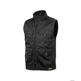 Sleeveless work jacket (245g) - AVILA