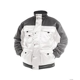 2-tone beaver winter jacket (240g) - TIGNES