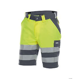 High visibility work shorts 300g - VENNA