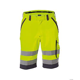 High visibility work shorts 290g - LUCCA