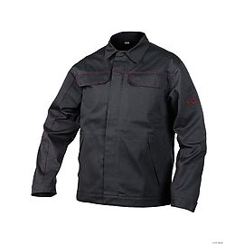 Flame retardant work jacket (340g) - MONTANA