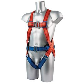 2 Point Comfort Harness red - FP14