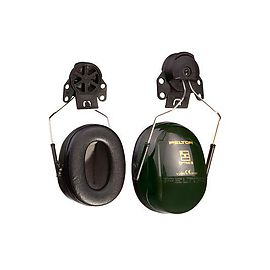 Earmuffs 30 dB Helmet Mounted - OPTIME II