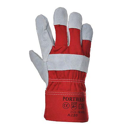 Prenium chrome rigger glove - A220 - PORTWEST