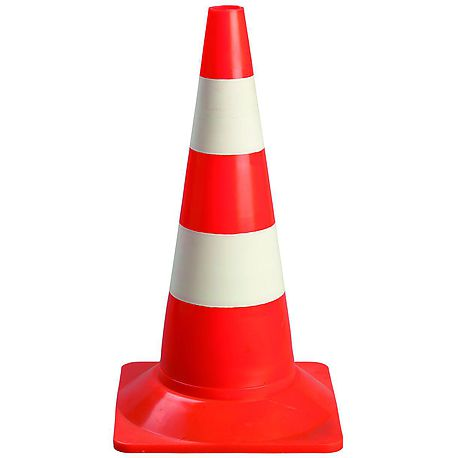 Traffic cone (50cm) - 70300 - COVERGUARD