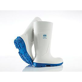 Food boot Steplite white/blue S4
