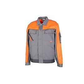 Jacket Visline Zinc/Orange/Slate - 2410