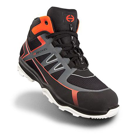 Safety shoes S1P - RUN-R100 High - HECKEL