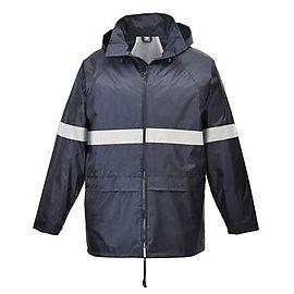 Classic Iona Rain jacket Navy - F440