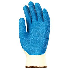 Glove Taeki 5 coated blue latex