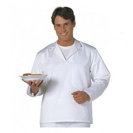 Baker shirt LS White - 2203 - PORTWEST