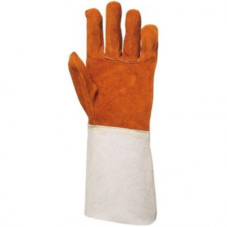 Welding glove 2620 - EUROTECHNIQUE