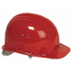 Casque de chantier - 6510X - Rouge (05)