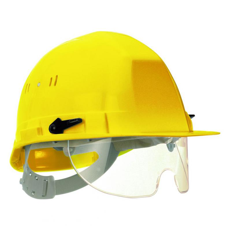 Helmet With Integrated Goggles 6512x Earline